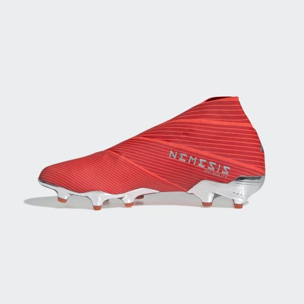 36c1b8c81e2 adidas Botas de Futebol Nemeziz 19+ – Piso firme - Vermelho | adidas MLT