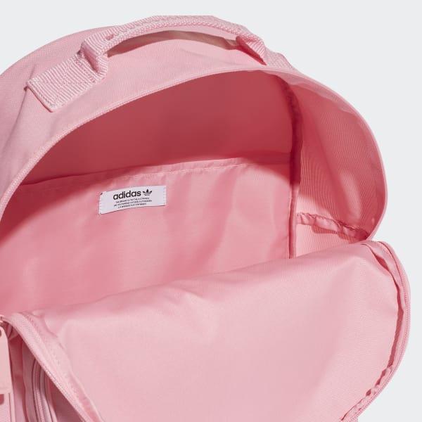 cómo Escarchado Exclusivo  rosado adidas trefoil mochila online 19514 aeb8a