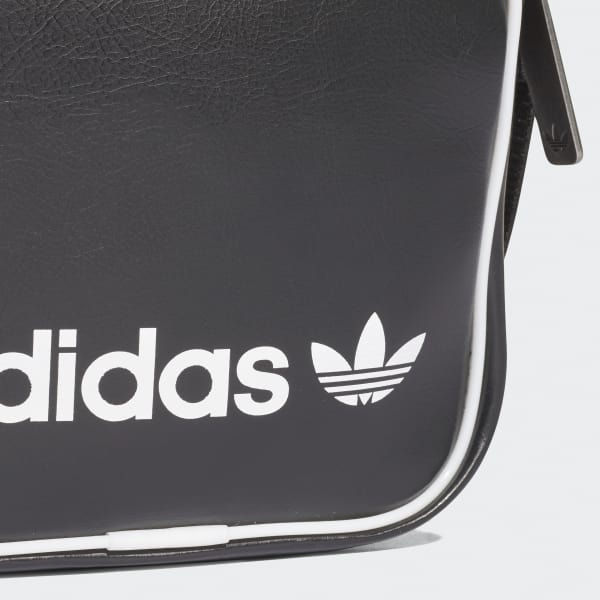 temerario Encantador Comprensión  adidas Bolso Mini Vintage - Negro | adidas Mexico