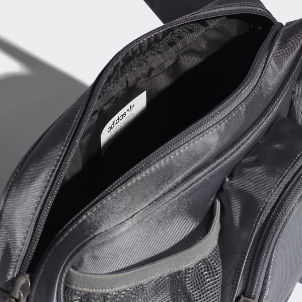 0fb87e1b68 adidas EQT Crossbody Bag - Grey