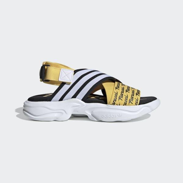adidas Magmur Sandals - Yellow | adidas US