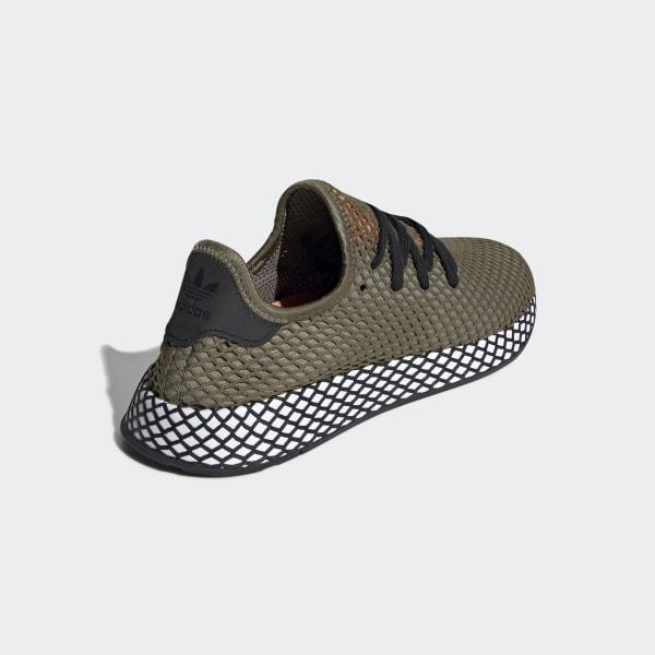 c8b339d64c40f3 adidas Deerupt Runner Shoes - Green
