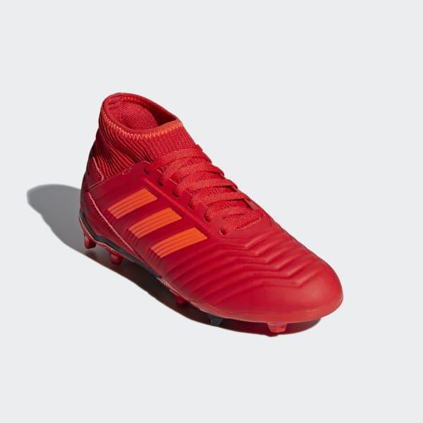 8017d274b37c4 adidas Predator 19.3 FG Fußballschuh - rot | adidas Austria