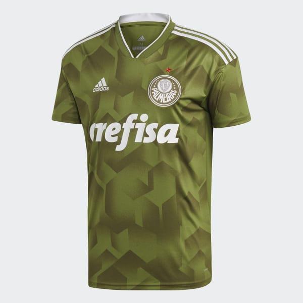 9b3c09662f Camisa Palmeiras 3 - Verde adidas