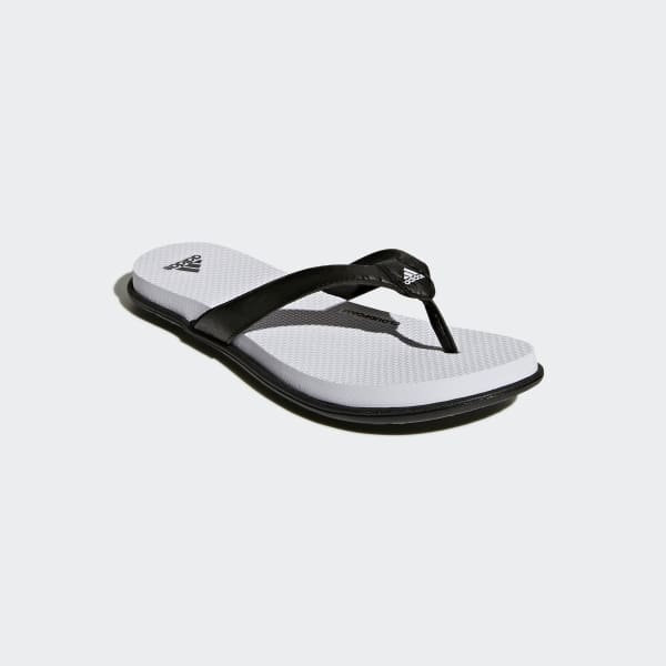 ab317998c1309d adidas Cloudfoam One Thong Sandals - Black