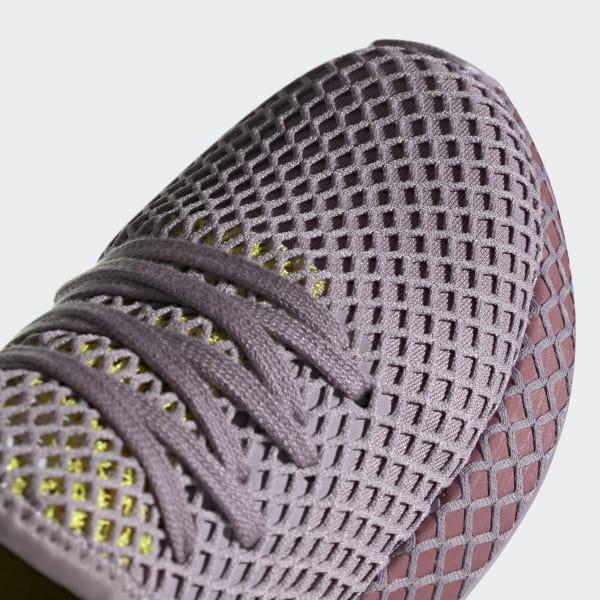 brand new 37d56 d9bd1 adidas Deerupt Runner Shoes - Purple  adidas Belgium