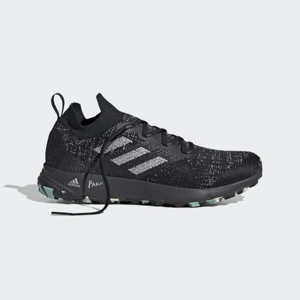 Gobernable Múltiple Anormal  adidas Terrex Two Parley Trail Running Shoes - Black | adidas US