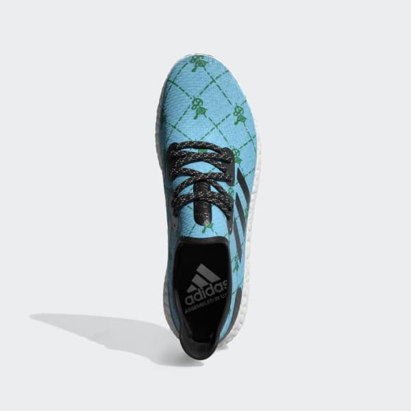 2a80012b5b3198 adidas SPEEDFACTORY AM4 Sadelle s Shoes - Blue
