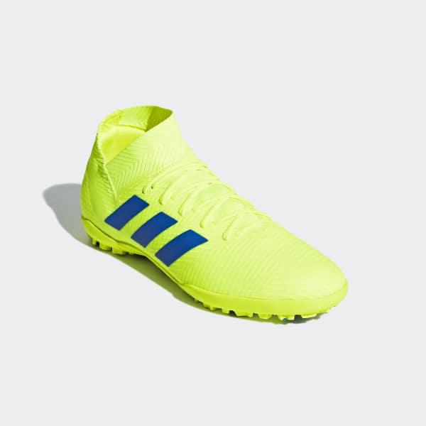 Zapatos de Fútbol Nemeziz Tango 18.3 Césped Artificial - Amarillo ... 9083293bc927c