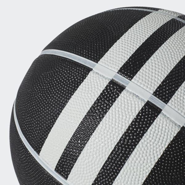 5d6478c809 Bola de Basquete 3S Rubber X - Preto adidas