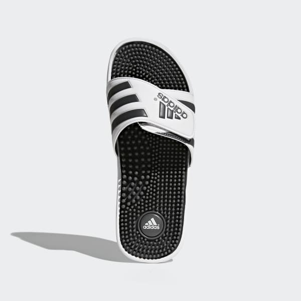 buy popular 4b206 fd9e1 adidas Sandalias adissage Slides - Blanco   adidas Mexico