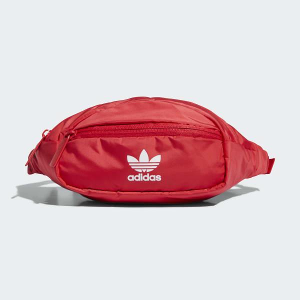 82371eab740 adidas National Waist Pack - Red