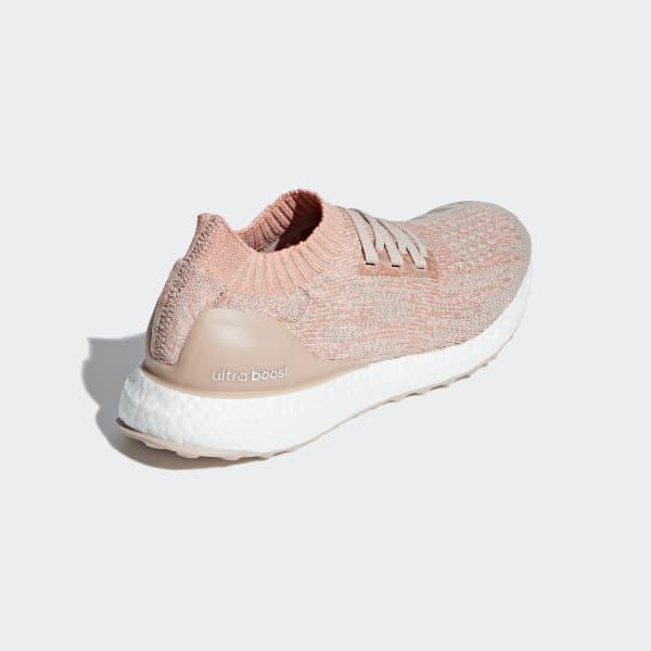 Adidas Damen Running Ultraboost Uncaged Schuhe Rosa BB6488