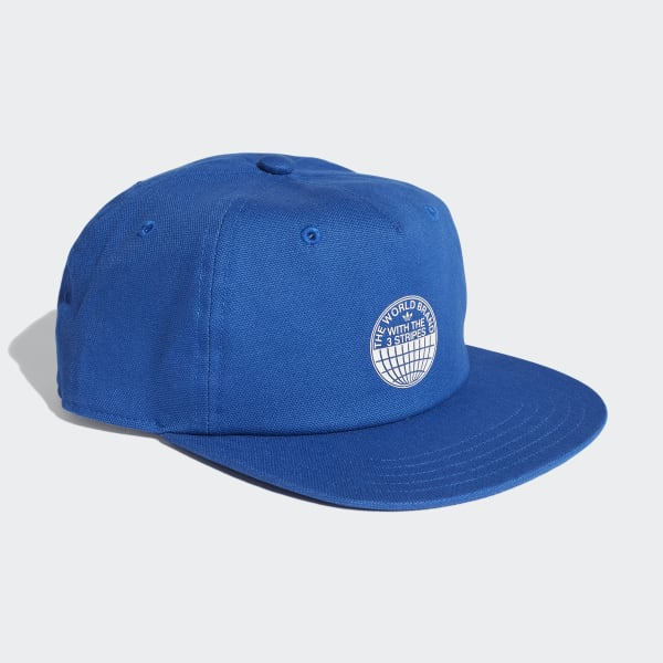 Gorra Grandad Royal