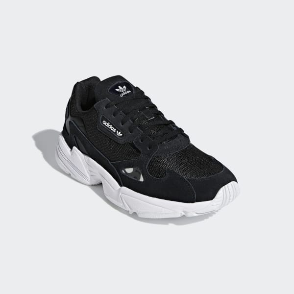 finest selection ed3ee 6703d adidas Falcon Shoes - Black   adidas UK