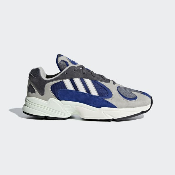 adidas Yung-1 Shoes - Grey  bb3fc1aa2