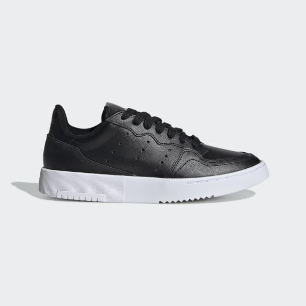 adidas Supercourt Shoes - Black | adidas US
