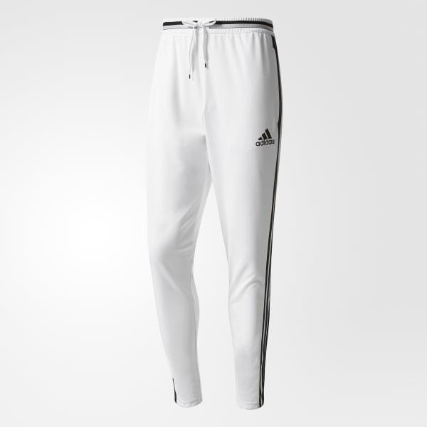seno Email escalar  Pantalones de Entrenamiento Condivo 16 - Blanco adidas | adidas Chile