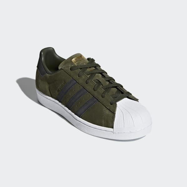 zapatilla adidas verde