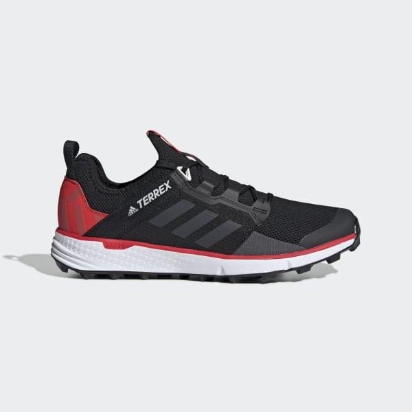 silencio Corte de pelo Certificado  adidas Terrex Speed LD Trail Running Shoes - Black | adidas US
