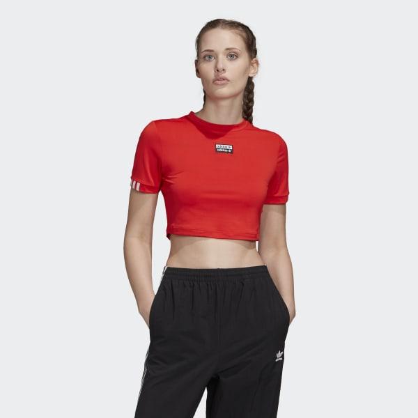 adidas R.Y.V. T Shirt Rosa   adidas Austria