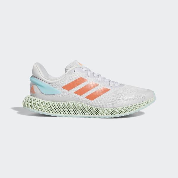adidas 4D RUN 1.0 Parley Shoes - Grey
