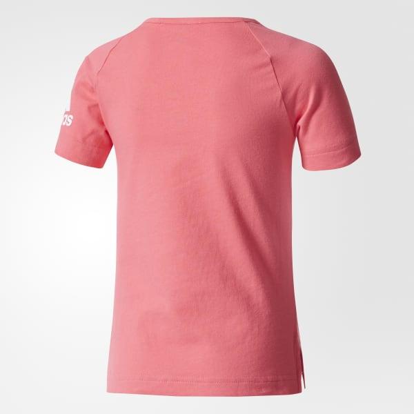 Camiseta Algodón Little Girls