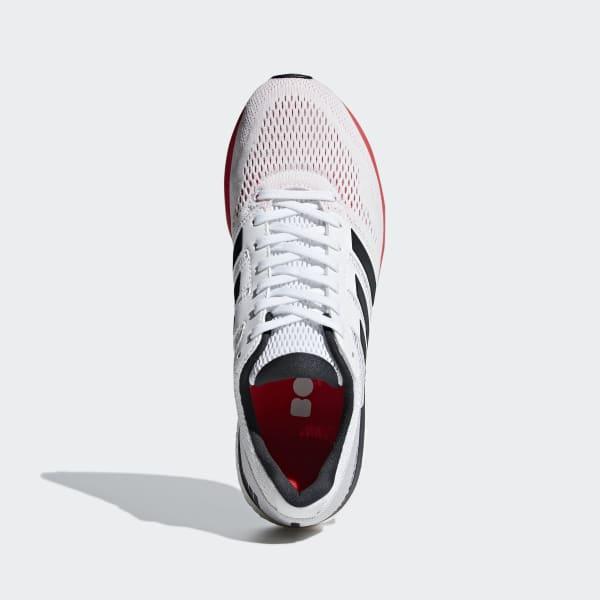 b6da92913cebf7 adidas Adizero Boston 7 Shoes - White