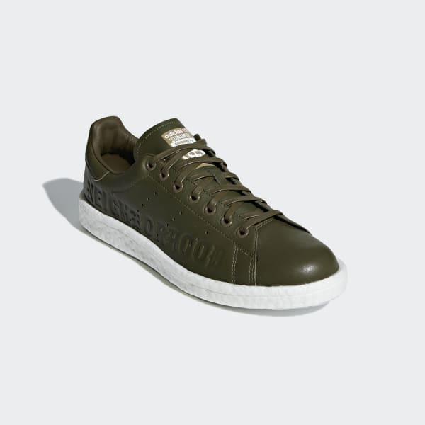 the best attitude dad5b e4c9f adidas NEIGHBORHOOD Stan Smith Boost Shoes - Multi | adidas Malaysia