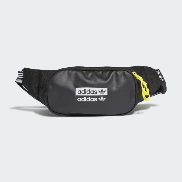 Deseo Estacionario Electrizar  adidas R.Y.V. Waist Bag - Black | adidas US
