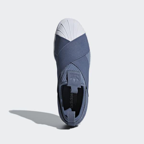 5ed7ad4a78 Tênis Superstar Slip-on - RAW STEEL S18 adidas