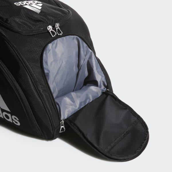 adidas Utility Wheeled Bat Bag - Black   adidas US 640dd2ffa0