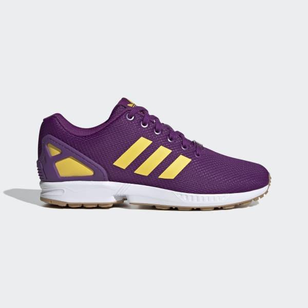 adidas zx flux viola