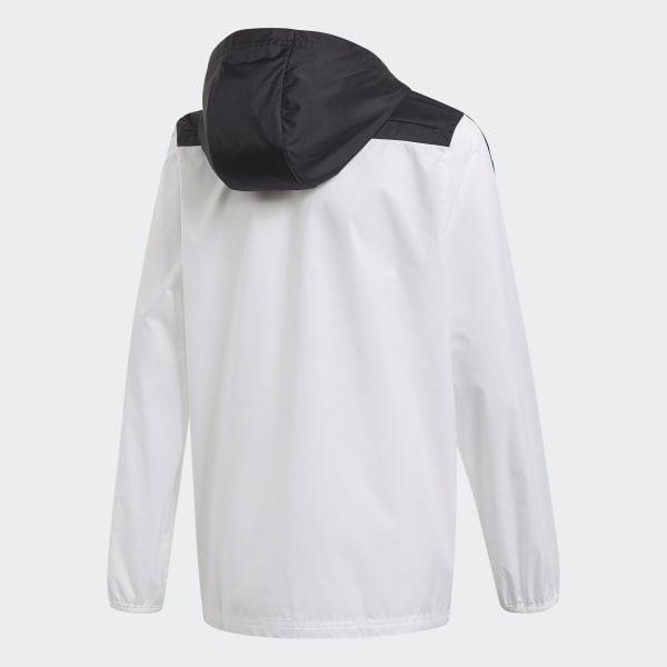 Cortavientos con capucha Tiro