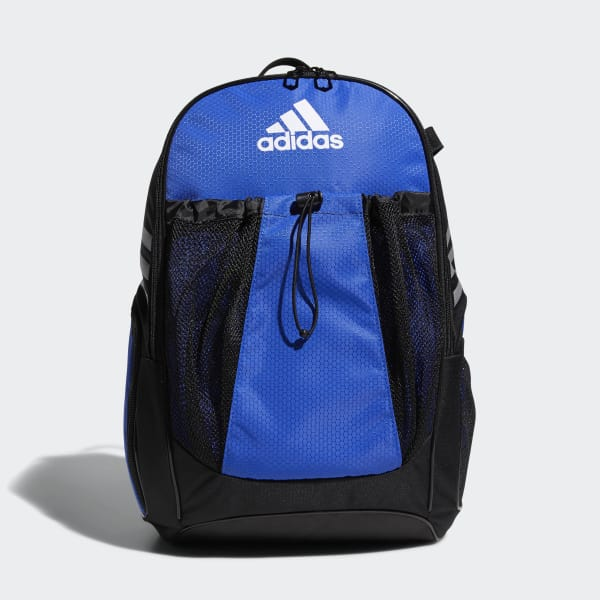 adidas Utility Field Backpack - Blue | adidas US | Tuggl