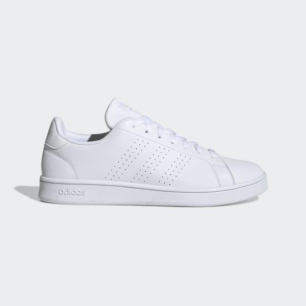 zapatillas hombre blanca adidas