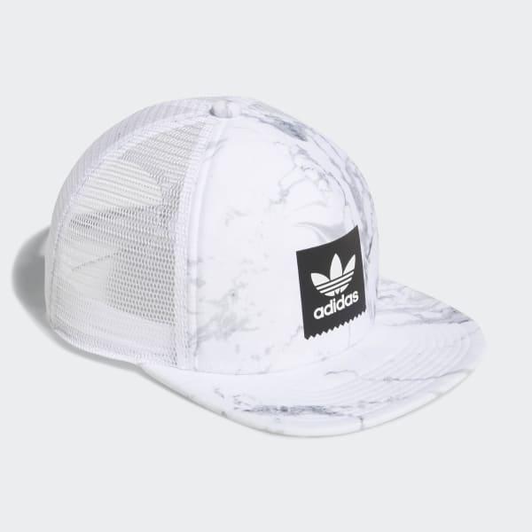 adidas Marble Trucker Hat - Multicolor  37d78ba808b