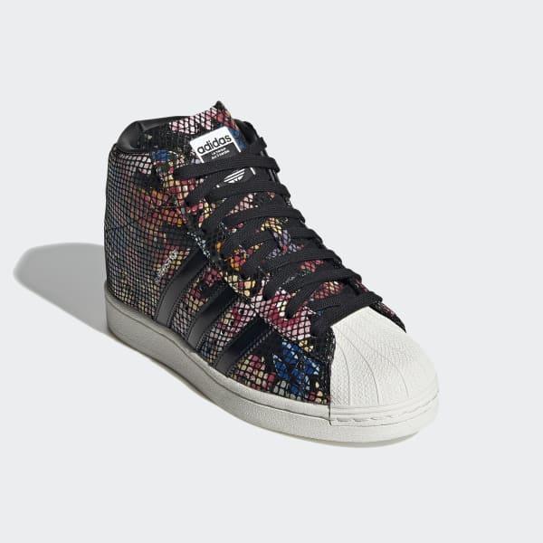 adidas Superstar Up Shoes - Black