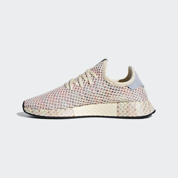 f41745a06 adidas Deerupt Pride Shoes - White