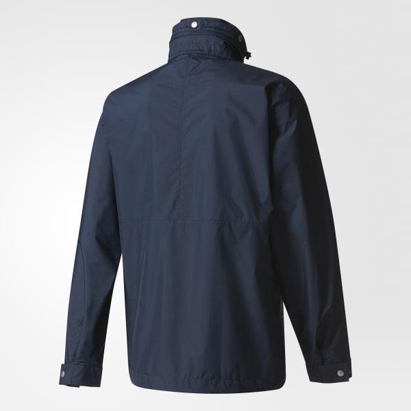 d6df1405d adidas Men's Rishton Jacket - Blue | adidas Canada