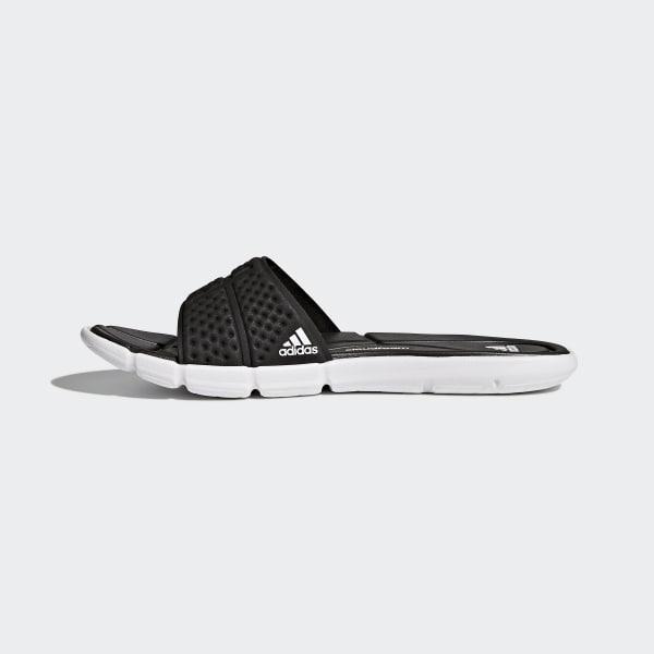 7bb88b9a5a431a adidas Adipure Cloudfoam Slides - Black