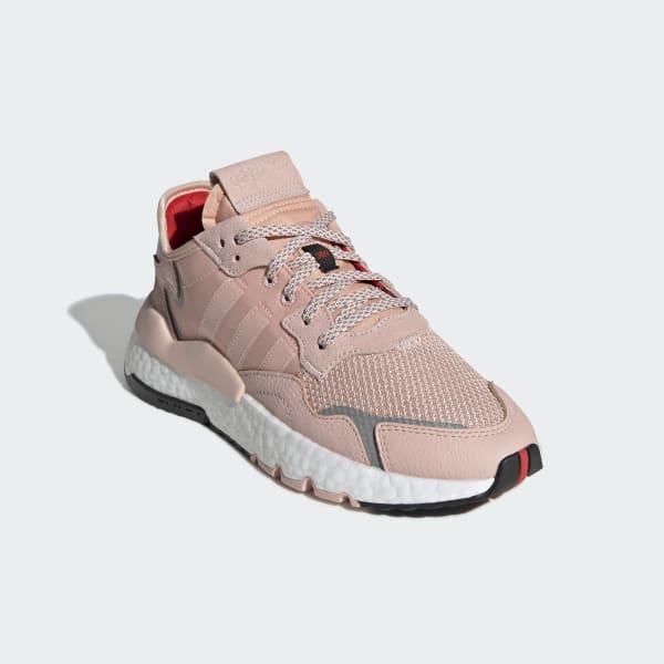 adidas Nite Jogger Shoes - Pink