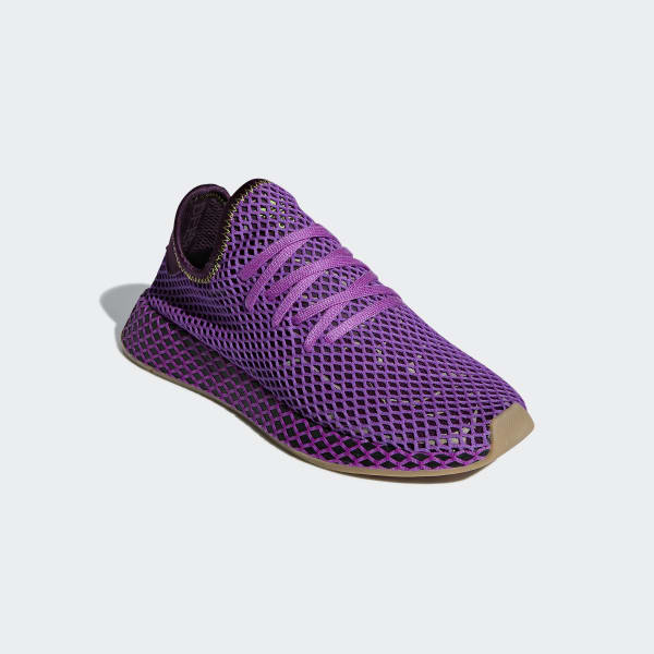 a9d40d197b3a2 adidas Dragonball Z Deerupt Runner Shoes - Purple