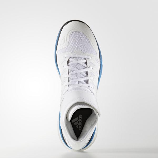 Tênis Vôlei Energy Boost Mid - Branco adidas  849b857ead66a