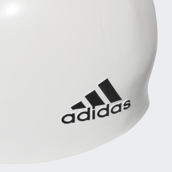 gorro de natación de silicona adidas - Blanco  d2cab5530c9