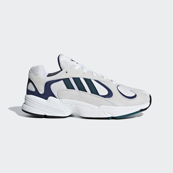 adidas Yung-1 Shoes - White  0497cc089