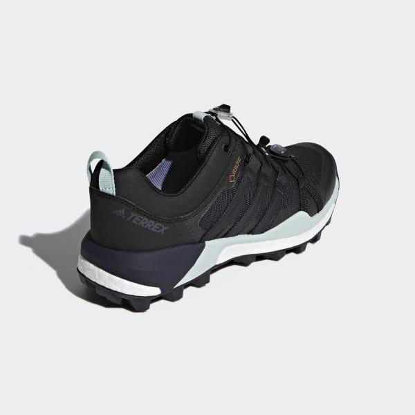 reputable site b810f f9ef6 Zapatilla adidas TERREX Skychaser GTX - Negro adidas  adidas