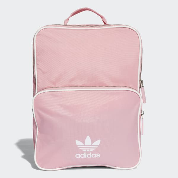 adidas Classic Backpack Medium - Pink