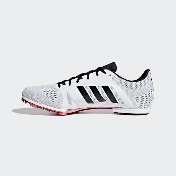 df6d68ec5379 adidas Adizero Middle-Distance Spikes - White | adidas Ireland