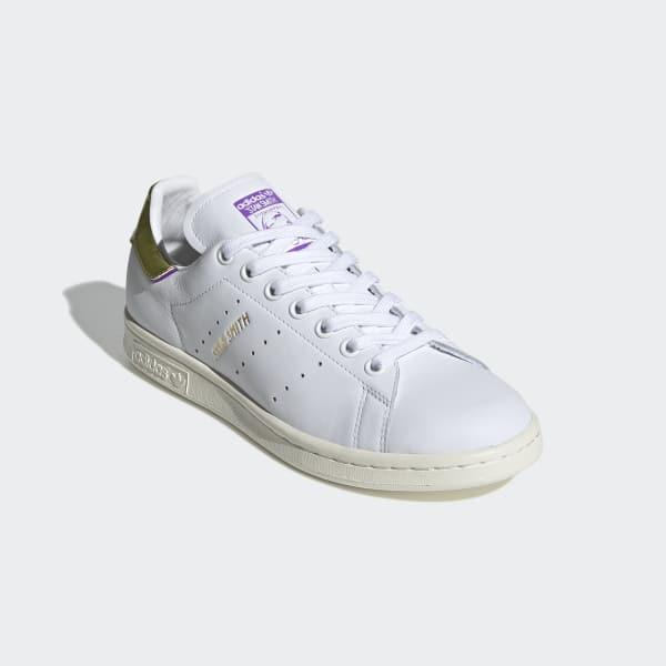81ac8a156 Zapatilla Originals x TfL Stan Smith - Blanco adidas